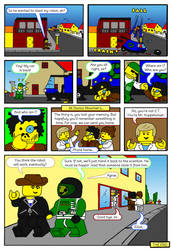 Naptown 2015 Vol.1 - Page 15 (LEGO comic)