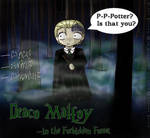 HP: Draco Malfoy Colored