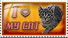 My_cat_stamp by anassor