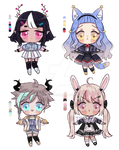 |AUCTION| Adoptable batch 8 [CLOSED 0/4]