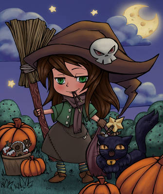 Give Me Color 2014 Halloween Contest