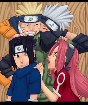 So long Naruto