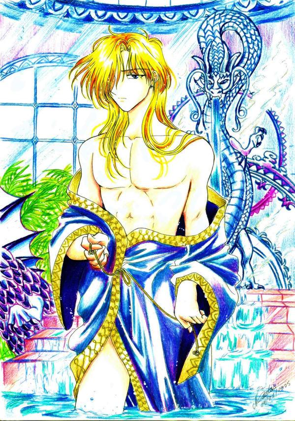 Fushigi yugi naked picture — photo 2