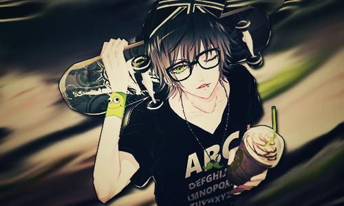 Smudge de un chico con swag j by kiritodesing on - Image manga swag ...