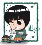 Chibi Lee by NinjaLeeXGaara