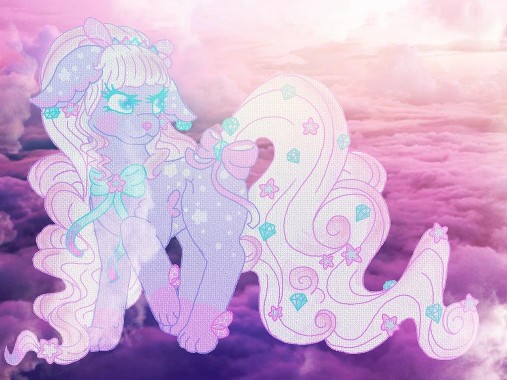 {-DTA Entry-} Fairy Floof Wishful by Phoenix-Wing-Art