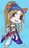 Pirate cat-girl Byol by Soji-chan