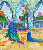 The New Queen by Soji-chan