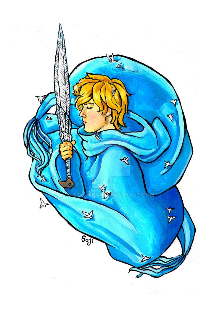 Wind fairies by Soji-chan