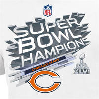 Chicago Bears Super Bowl XLVI Champions by nintendogmaster