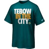 Tim Tebow Jacksonville Jaguars Nike Shirt by nintendogmaster
