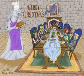 True Magic Christmas gift by Elsaprairie