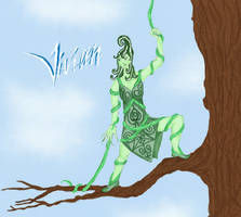 Vivian by Elsaprairie