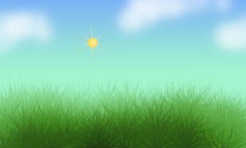 Bright Sunshiny Day by Elsaprairie