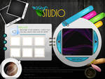 Design Studio Web Interface