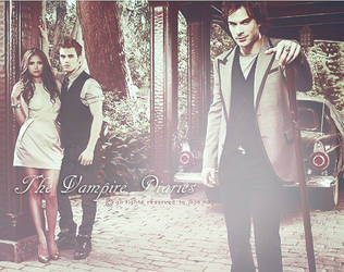 The Vampire Diaries by HagarNagi
