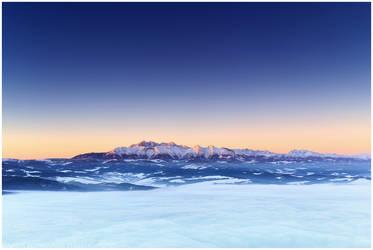 Tatra Mountains by MindShelves