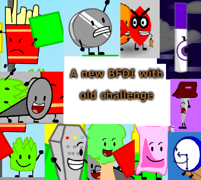 (THIS IS NOT ART!!) BFDI New By ITSawLArt On DeviantArt