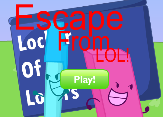 Preview) Escape From Locker Of Losers THE GAME by ITSawLArt on