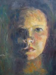 Portrait by EulogyForAMohawk