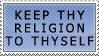 Shove It Stamp by Disdainful-Loni