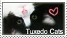 I Love My Tuxedo Cat by Disdainful-Loni