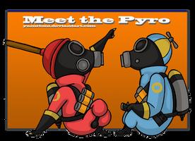 Pyromania! Day 3 by Loniface