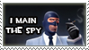 I Main the Spy by Disdainful-Loni