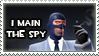I Main the Spy by Disdainful-Loni