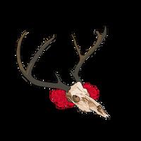 Deer Skull by Loniface