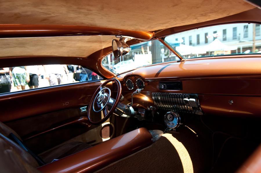 Golden State Custom Cadillac Interior By Sharkharrington On Deviantart