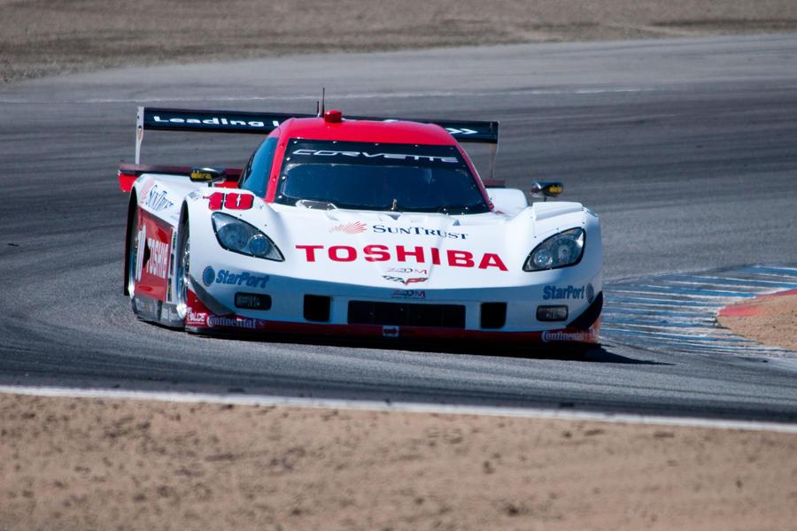 SunTrust Racing Corvette by SharkHarrington