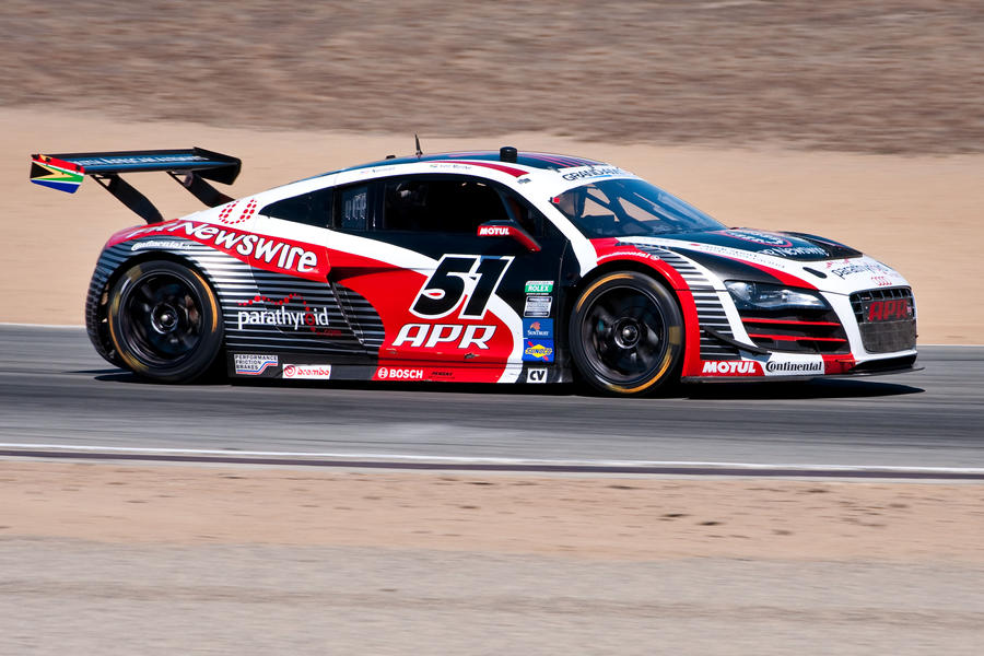 APR Motorsport Audi R8 by SharkHarrington