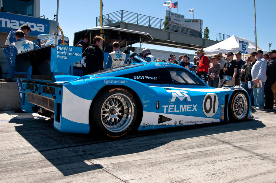 TELMEX BMW Riley by SharkHarrington