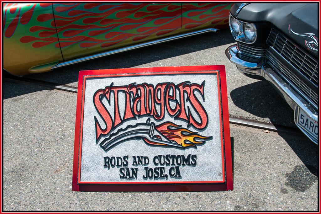 Strangers Logo by SharkHarrington