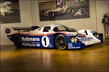 1985 Porsche 962C by SharkHarrington