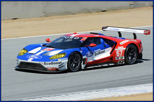 Ford Chip Ganassi Racing by SharkHarrington