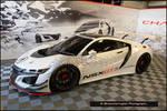 NSX GT3 Race Car Unveiled