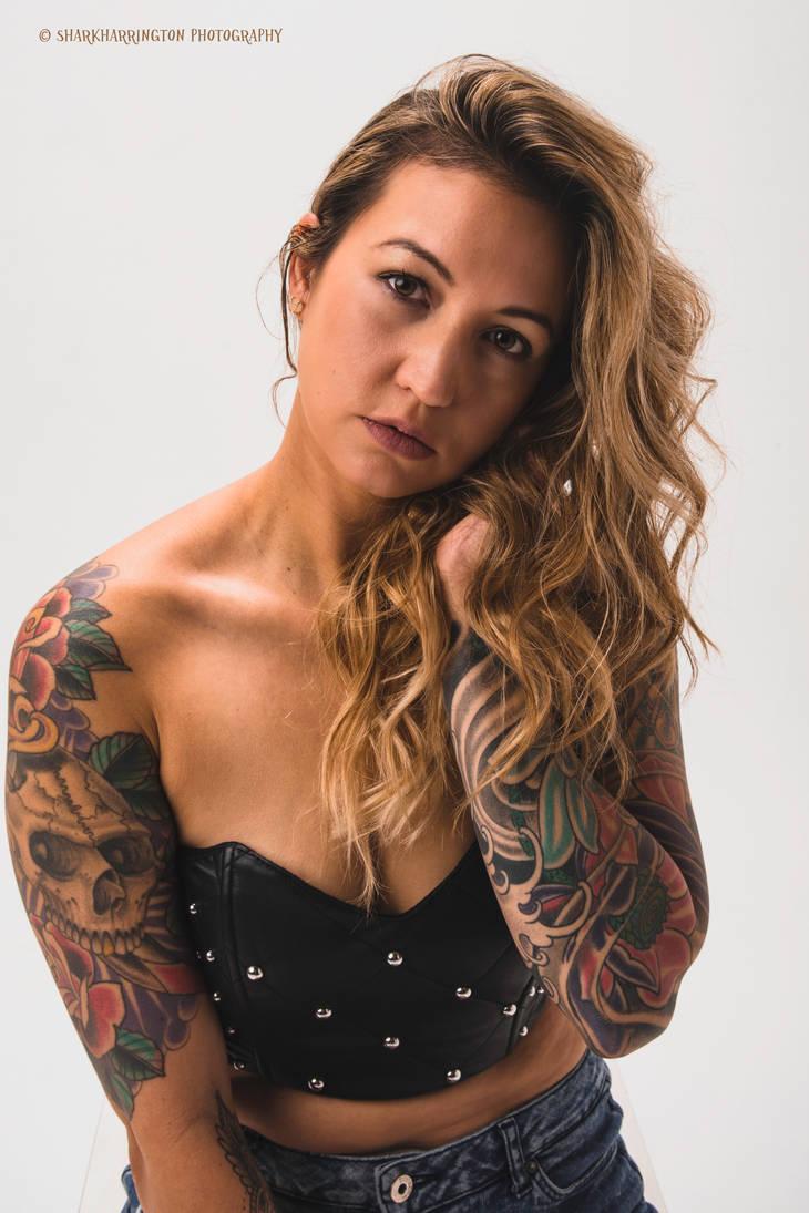 Nikki by SharkHarrington