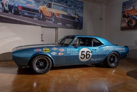 1967 Chevrolet Dana Camaro
