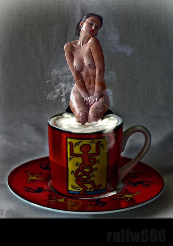 Cappuccino Break by ralfw666