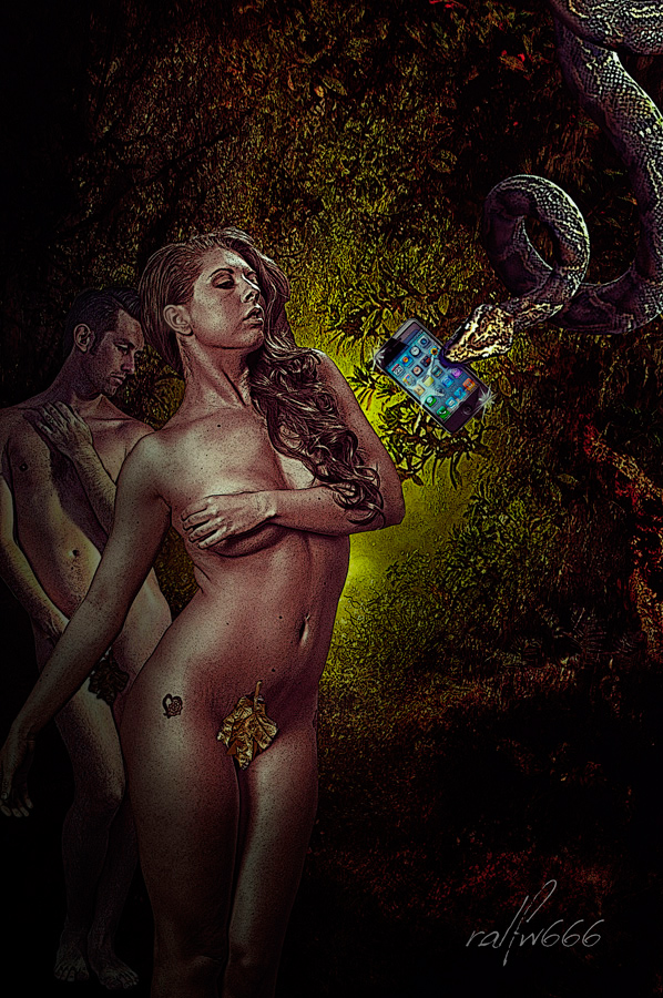 The Forbidden Fruit by ralfw666