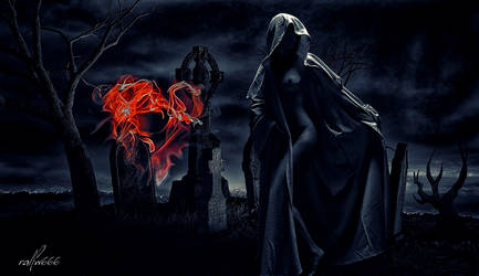 A Ghost Story by ralfw666