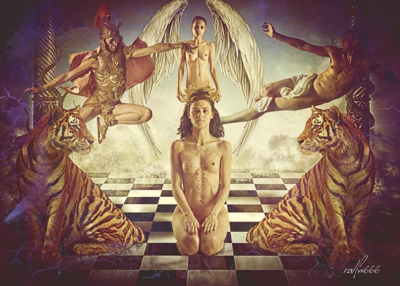 Goddess Worship by ralfw666