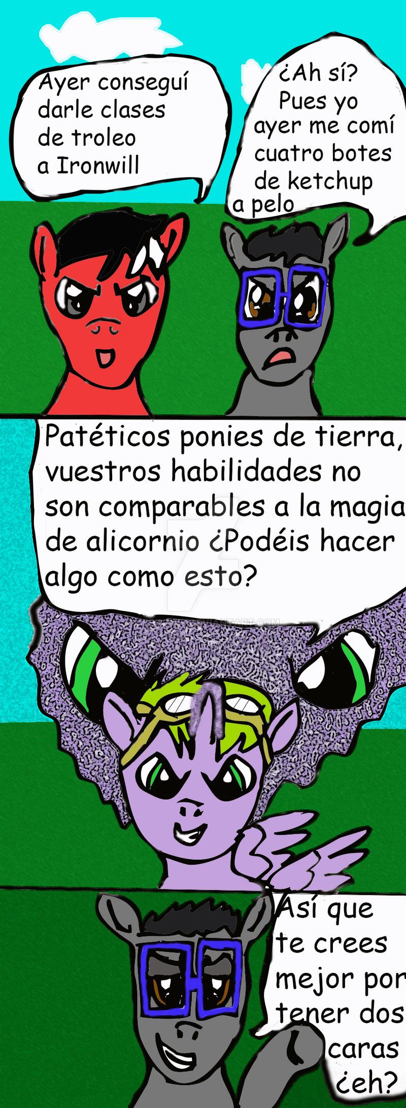 Parodia EdiZ Zequi y Daylo Pagina 1 by DrPingas