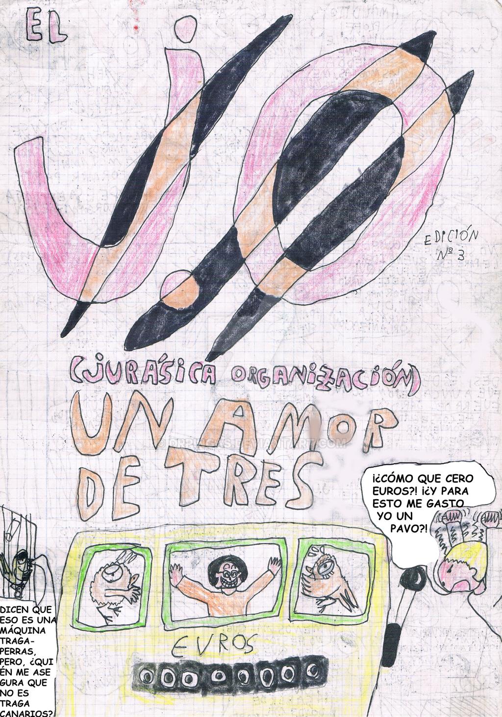 Un amor de tres [Pag1] by DrPingas