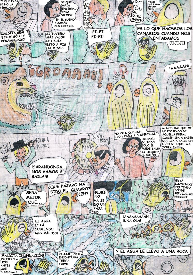 Un canario salvaje? [Pag3] by DrPingas