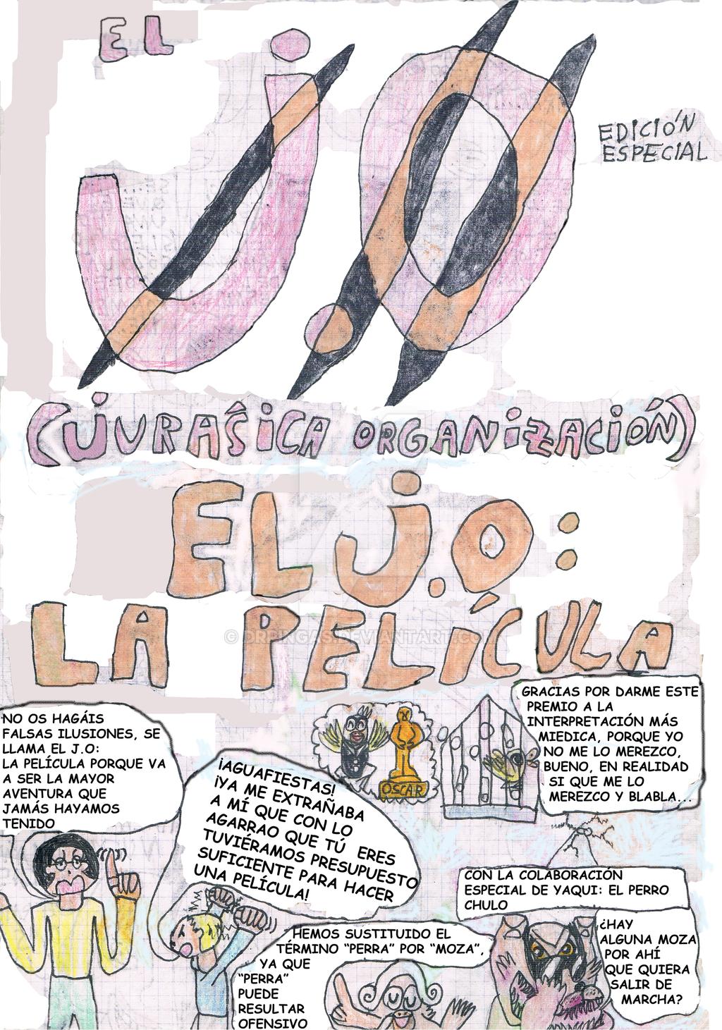 El JO La Pelicula [Pag1] by DrPingas
