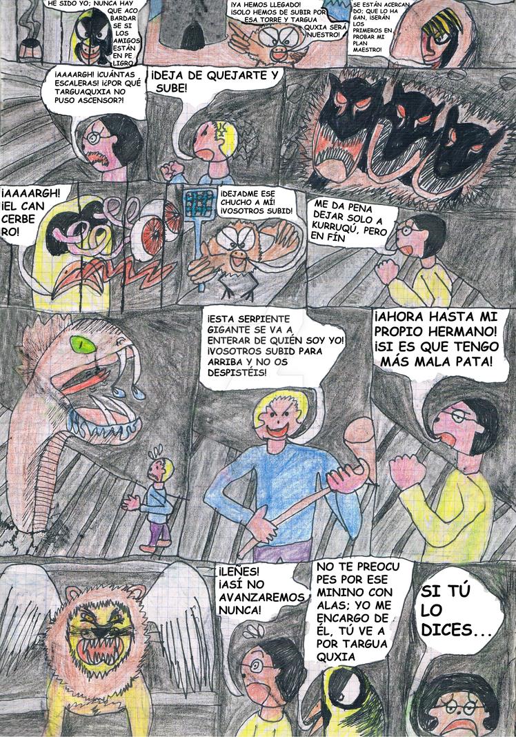 El JO La Pelicula [Pag21] by DrPingas
