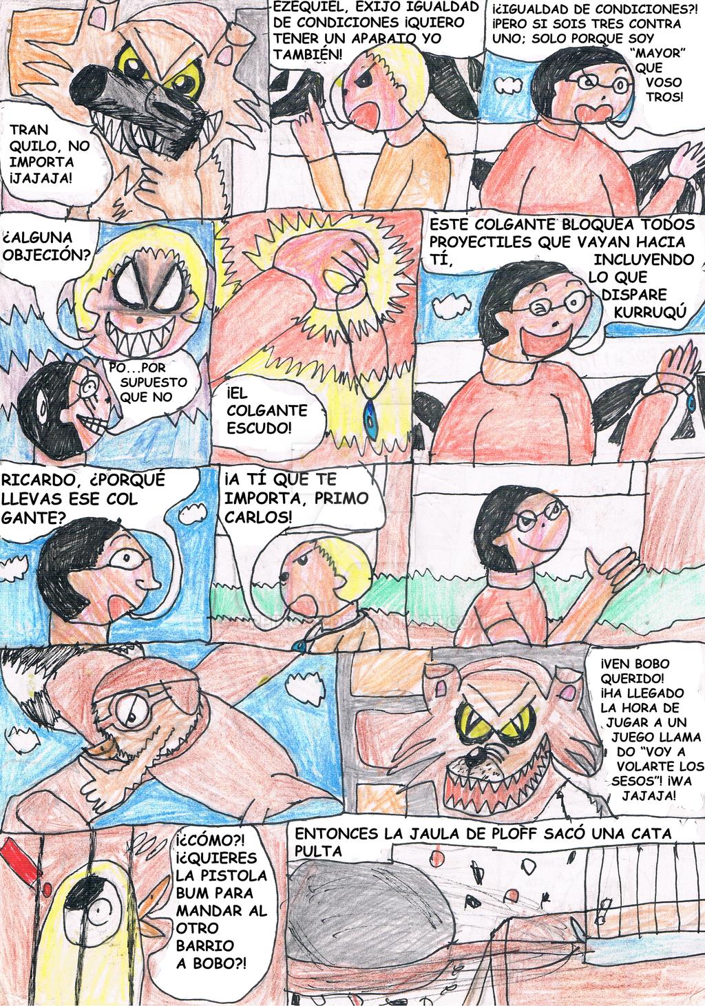 Dando guerra hasta en vacaciones! [Pag5] by DrPingas